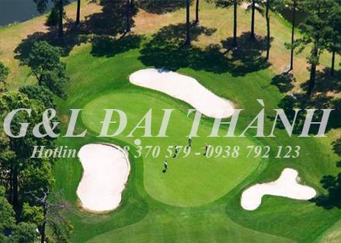 G&L Đại Thành - Chuyên thiết kế sân golf chuyên nghiệp