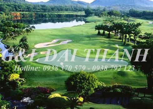 Nhận thiết kế sân golf tiêu chuẩn quốc tế hcm