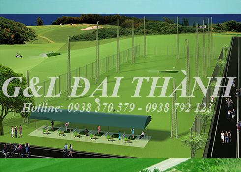 Báo giá thiết kế sân golf uy tín - G&L Đại Thành