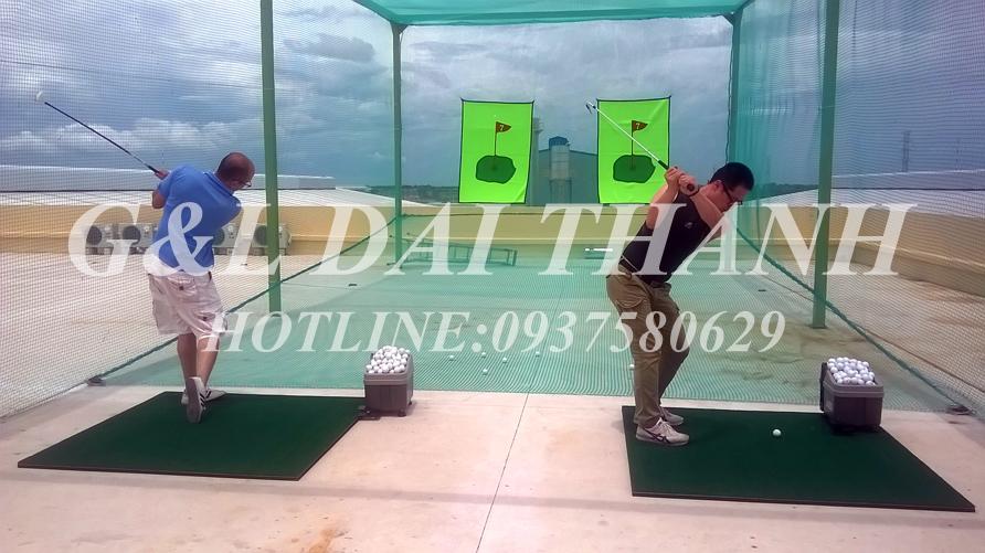 Những Nguyên tắc Khi thiết kê thi công sân golf mini chuyên nghiệp